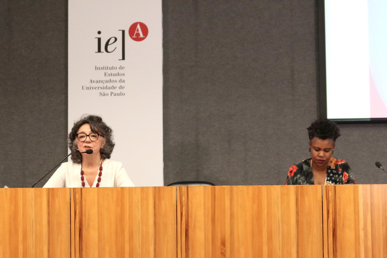 Tereza Perez Soares e Juliana Yade