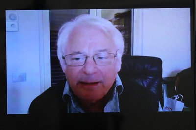 Michel Korinman, via skype