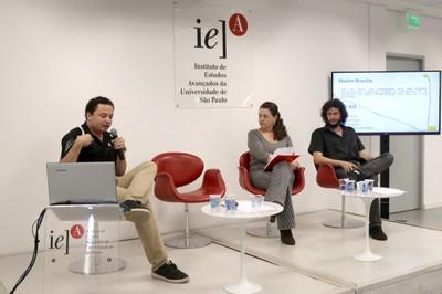 Thiago Oliveira Neto, Roxane Ré e Lucas Coutinho