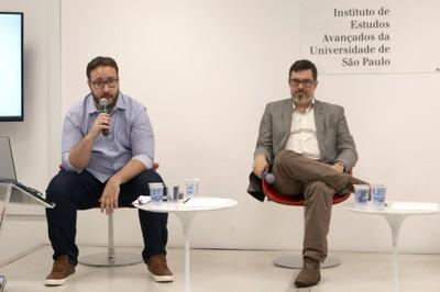 Paulo Vitor Gomes Almeida e Carlos Orsi