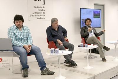 Diego Gutierrez, Gustavo Luis Gutierrez e Marco Bettine