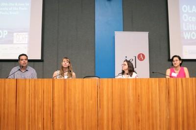 Alexander Turra, Kayleigh Wyles, Natalia Pirani Ghilardi-Lopes e Larissa de Araújo Kawabe - 30/05/2019