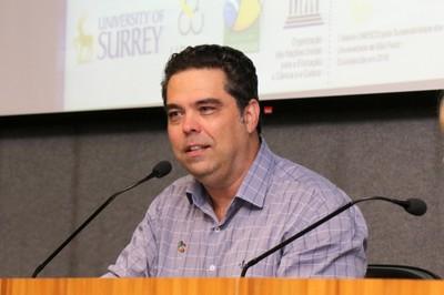 Alexander Turra faz a abertura do evento - 30/05/2019
