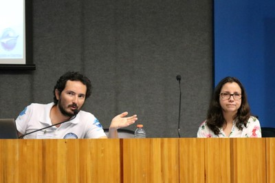 Guilherme Fluckiger e Natalia Pirani Ghilardi-Lopes - 30/05/2019