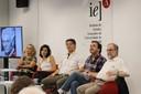 Priscila Arantes, Tânia Corghi Veríssimo, Paulo Endo, Paulo Henrique Fernandes Silveira e Fabio Landa