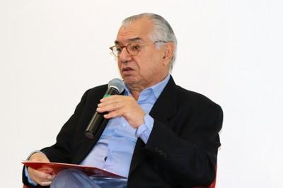 José Álvaro Moisés abre o evento