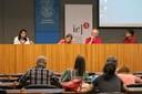 Zenaida Luisa Lauda-Rodriguez, Daiane Hohn, Hugh Lacey e Orlando Lima Pimentel