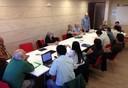 Reunião na Universidade de Costa Rica para criação de seu novo IEA