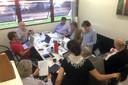 Última reunião de trabalho do 3º Encontro de IEAs Brasileiros na UFMG