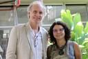 Martin Grossmann e Eliana Sousa Silva