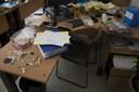 Sala do Departamento Administrativo
