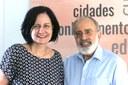 Roseli de Deus Lopes e Guilherme Ary Plonski