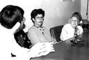 Regina Salgado Campos e Madame Montiel