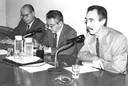 Alfredo Bosi e Hugo Achugar