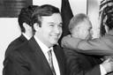 António Guterres, membros de sua comitiva e José Jobson de Andrade Arruda