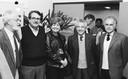 Carlos Guilherme Mota, ... , Sônia Freyre, Alfredo Bosi e Joaquim Falcão