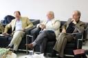 Eugênio Bucci, Ricardo Ohtake e Martin Grossmann