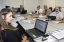Fátima Moreno, Martin Grossmann, Renato Janine Ribeiro, Carlos Roberto Ferreira Brandão e Guilherme Ary Plonski