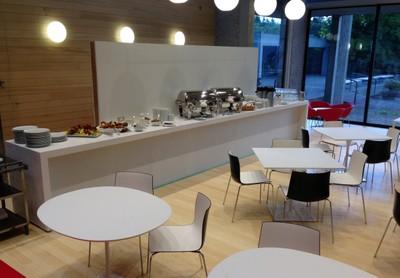 Cafeteria do PWIAS - 4