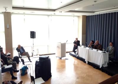 Reunião da Ubias em Vancouver