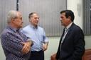 César Ades, Oswaldo Baffa  Filho e Luiz Giorgetti de Britto