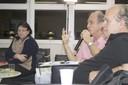Regina Pekelmann Markus, Martin Grossmann e Renato Janine Ribeiro