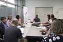 Reunião do Grupo Saúde Planetária