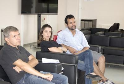 Celso dos Santos Fonseca, Tatiane Botan e Leonardo Augusto de Vasconcelos Gomes
