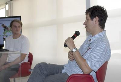 Tatu Tapio Lyytinen e Mário Sérgio Salerno