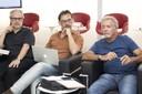 Marcos Buckeridge, Jean Paul Walter Metzer e Márcio Miguel Automare