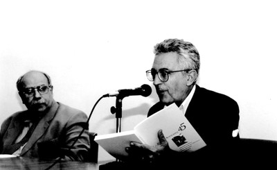 José de Souza Martins e Alfredo Bosi