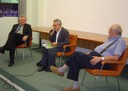 João Steiner, Alfredo Bosi e Marco Antonio Coelho