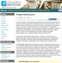 Notícia sobre a Intercontinental Academia