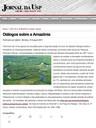 """Divulgação do ciclo de debates """"Diálogos sobre a Amazônia na Contemporaneidade"""""""