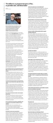 Entrevista de Carlos Guilherme Mota