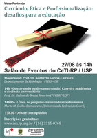 Cartaz curriculo