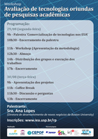 Cartaz transferência tecnologia 2016