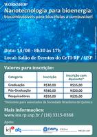 Cartaz nanotecnologia para bioenergia